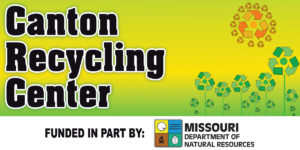 Canton Recycle Sign