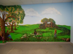 library mural 2 smaller