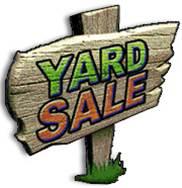 Canton MO City Wide Yard Sales