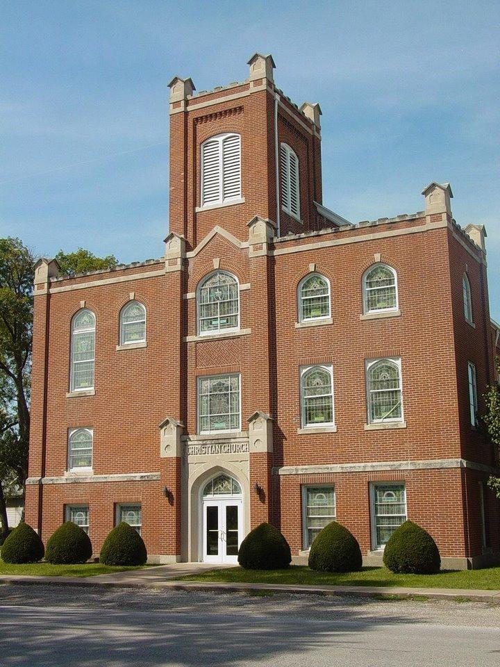 Spring Chicken Dinner Fundraiser @ Canton Christian Church | Canton | Missouri | United States